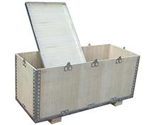 苏州钢带木箱