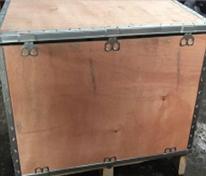 杭州钢带木箱