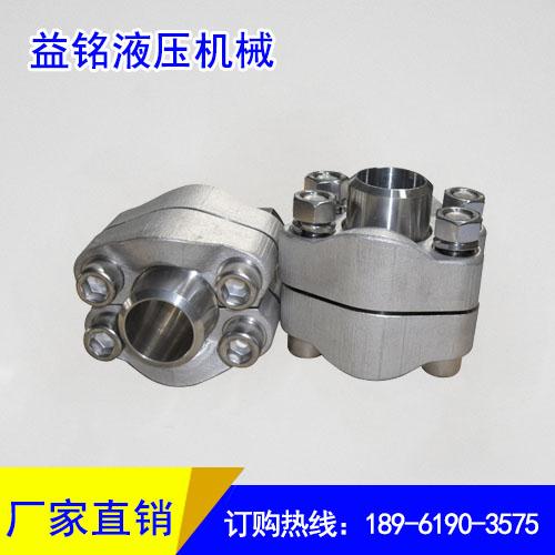 不锈钢SAE法兰(重型)