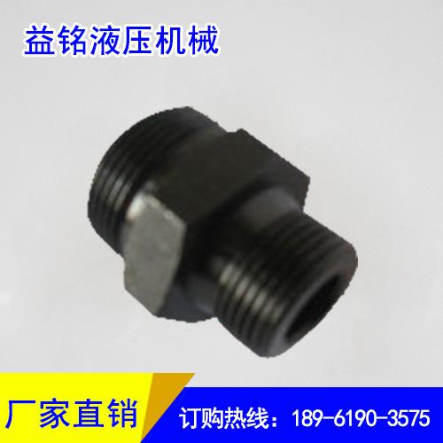 焊接式端直通JB984-77