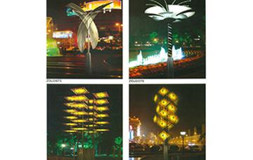 景觀燈亮化工程