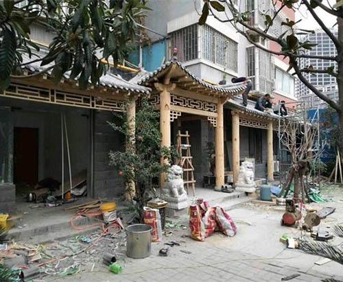 贵州仿古建筑