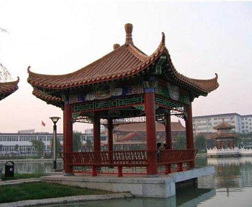 贵州仿古建筑设计