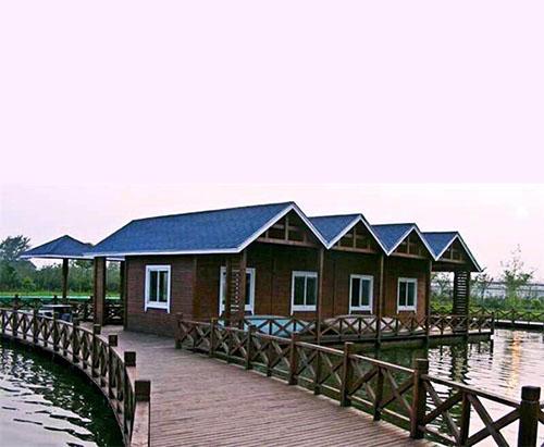 贵州防腐木屋安装公司