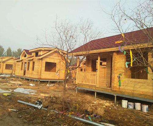 贵阳防腐木木屋设计