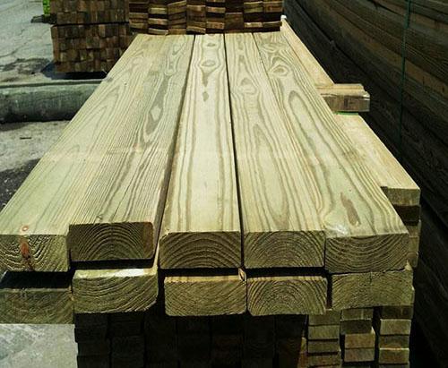 贵阳防腐木材料加工