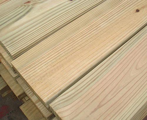 贵州防腐木材料