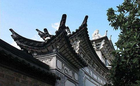 贵州古建砖瓦