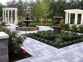 天津欧式庭院设计