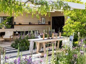 别墅小花园设计
