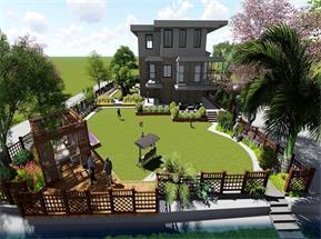 天津美式庭院设计