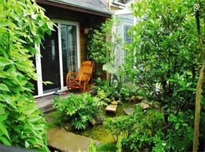 天津庭院绿化