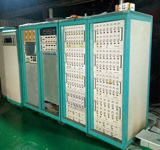 BR-106 VERTICAL COATING MACHINE (Φ4000x7000)