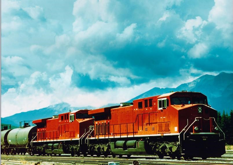 国内限时铁路运输