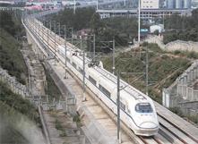 铁路限时速运