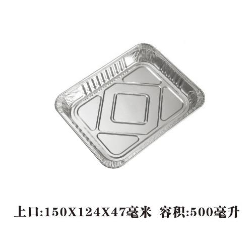 方形铝箔用品