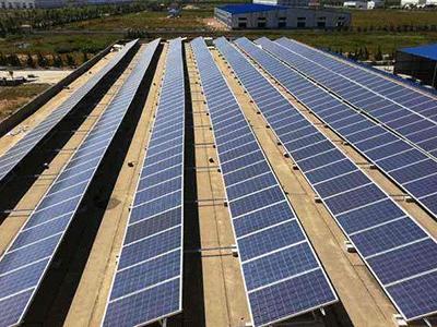 屋頂太陽能