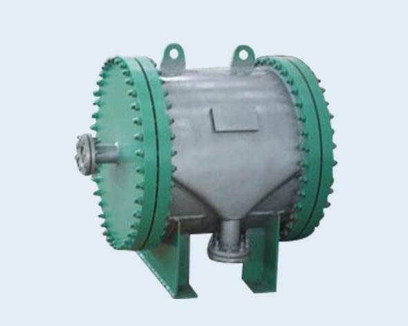 可拆式螺旋板式换热器