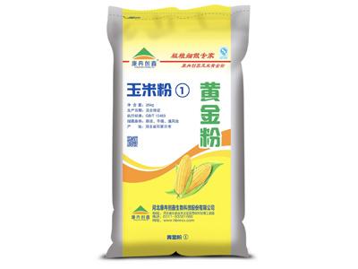 玉米黄金粉