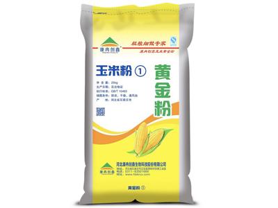 黄金玉米粉