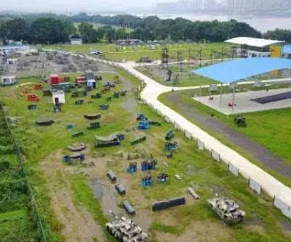 贵州拓展基地建设