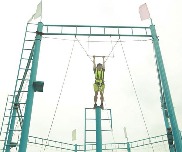 贵阳高空拓展设施