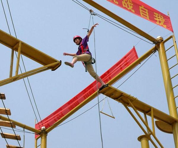 贵州高空拓展器材