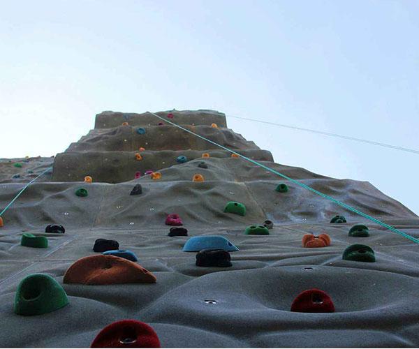 攀岩墙定制