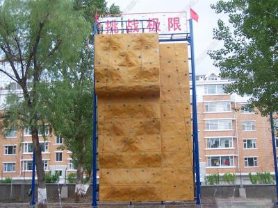 六盘水攀岩墙定制