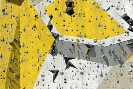 凯里攀岩墙