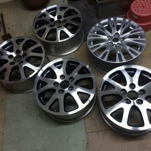 轮毂改装厂家