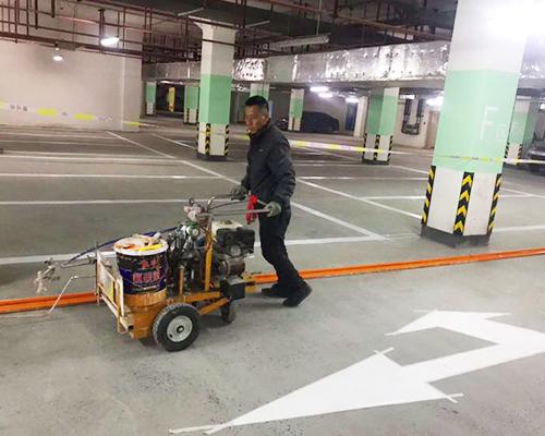 地下停车场施工