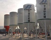 河南干粉砂浆罐厂