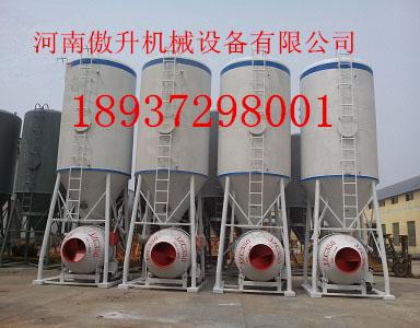 干混砂浆储料罐的四种规格