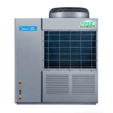 美的空气能热水器安装