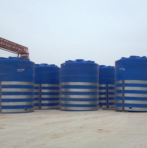 塑料森林蓄水箱