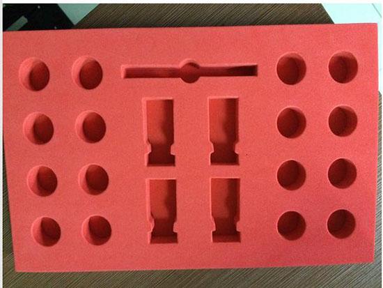 红色EVA异型材