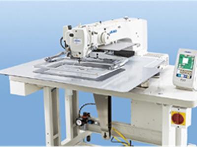 帶輸入功能的電子花樣循環縫縫紉機