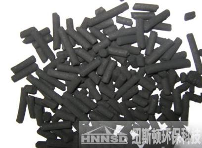 煤质柱状炭