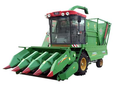 玉米青儲機