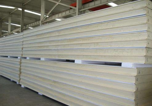 聚氨脂板安装工程