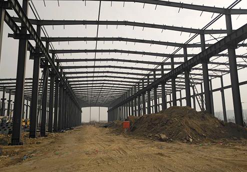 辽宁钢结构工程