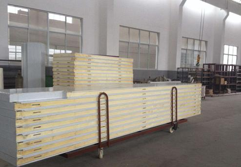聚氨酯板工程