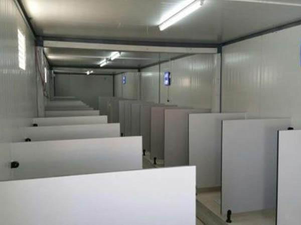 毕节集装箱卫生间