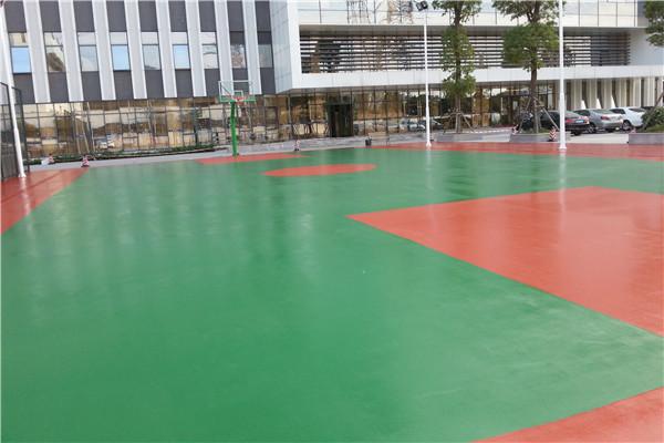 四川塑胶地坪