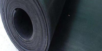 黑色优质橡胶板