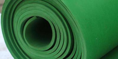 绿平橡胶板