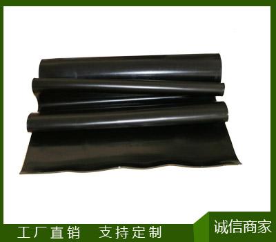 黑色高弹橡胶板