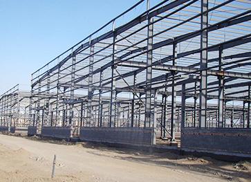 沉阳钢结构工程
