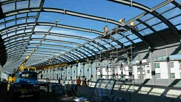 沈阳钢结构公司